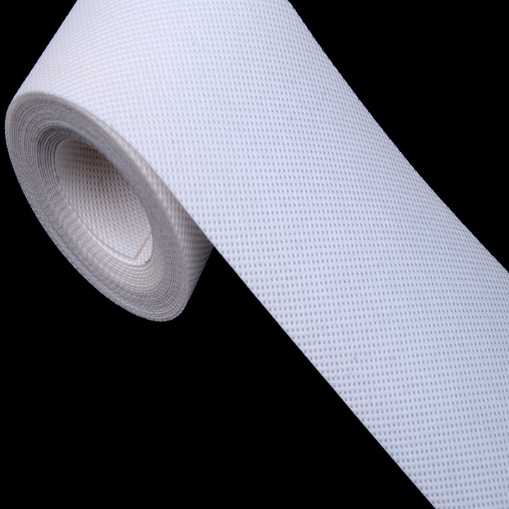 Polyster non woven Curtain gathering tape