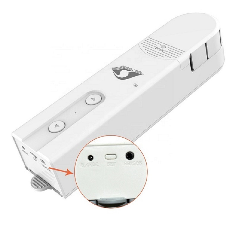 Stardeco Motorized Chain ​Electric Roller Blinds Shade Shutter Drive Motor WIFI Smart APP Control