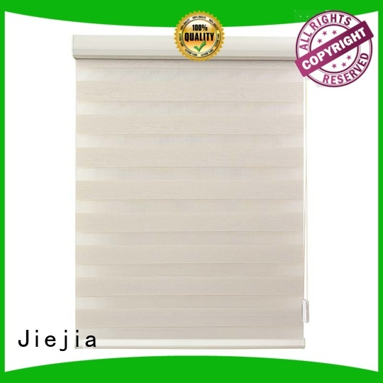 Jiejia zebra shade blinds double Layer room