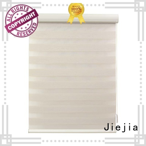 Jiejia plantation shutters and blinds double Layer house