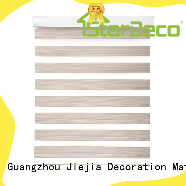 Jiejia custom zebra day and night blinds house