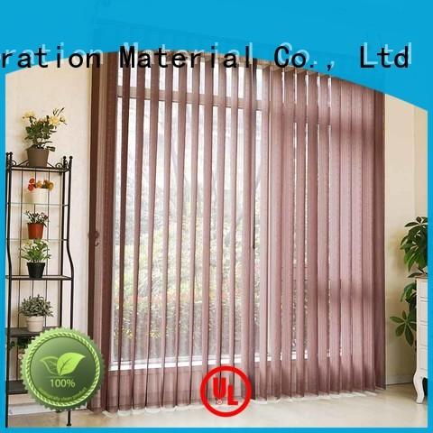 standard vertical blinds