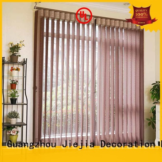 complete vertical blinds Jiejia