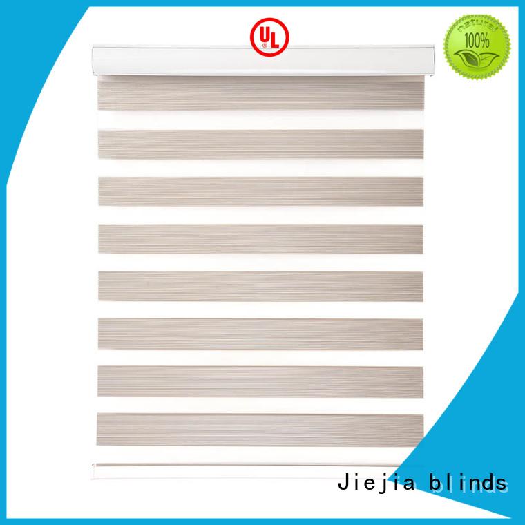 Jiejia High-quality outdoor window blinds Supply restaurant
