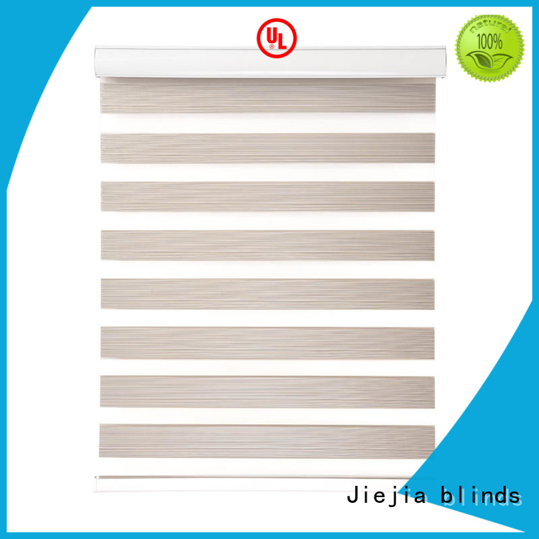 Jiejia High-quality outdoor window blinds Supply restaurant