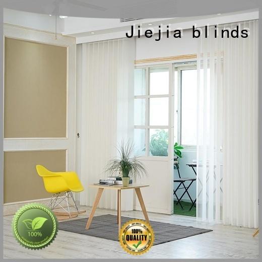 Jiejia buy vertical blinds manufacturers
