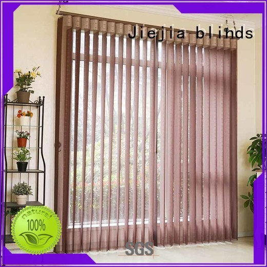 Jiejia High-quality vertical blind options company