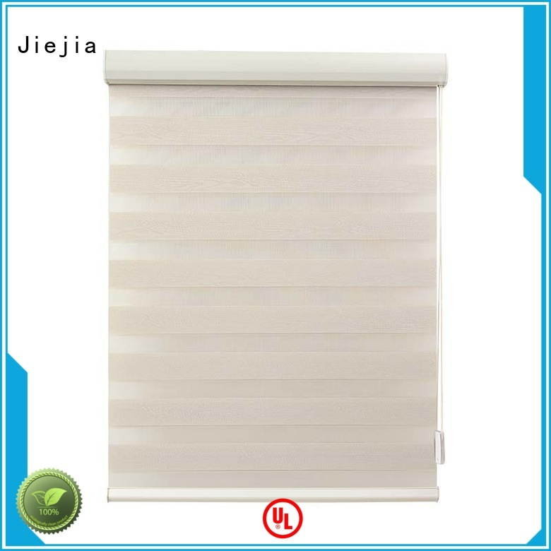 Jiejia wholesale cordless cellular blinds manufacturers office