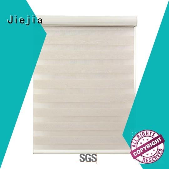 Jiejia material venetian blinds double Layer room