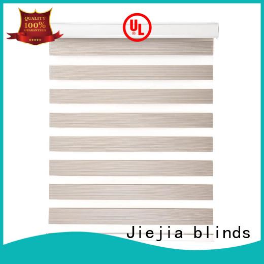 custom blackout zebra blinds flameproof house