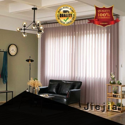 Jiejia cost of vertical blinds for windows company