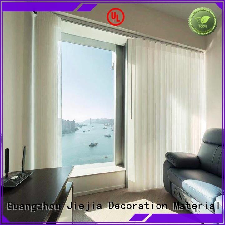 Elegant Decorative Soft Vertical Shutters Dream Blinds