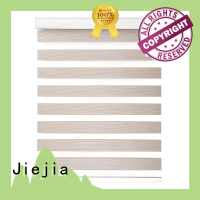 double-layer zebra blackout blinds anti-uv house