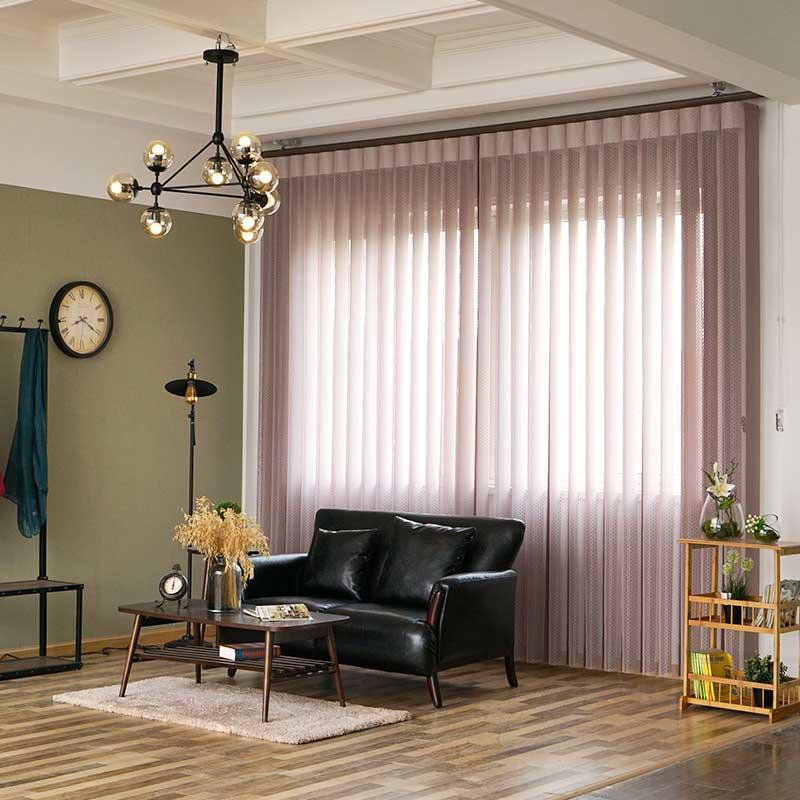Jiejia blackout vertical blind-2