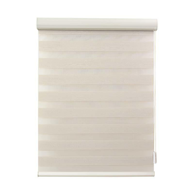 Wholesale OEM ODM Sunscreen Double Layer Zebra Shade Blinds-1