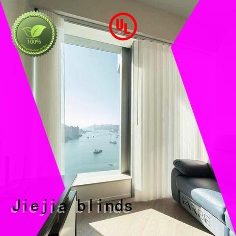 Jiejia vertical drapes