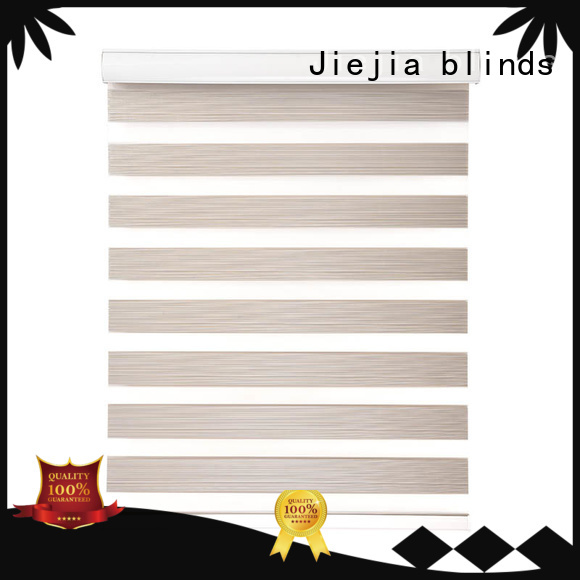 Jiejia zebra blinds wholesale anti-uv house