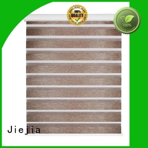 blackout zebra blinds anti-uv restaurant Jiejia