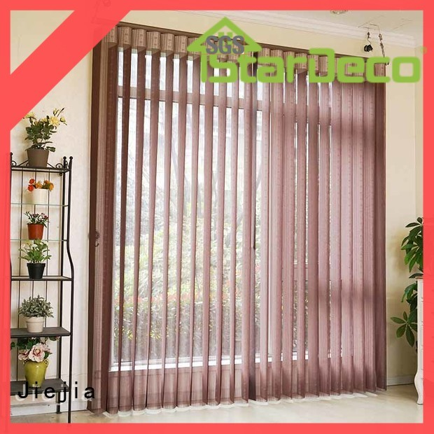 Jiejia High-quality 72 vertical blinds Suppliers