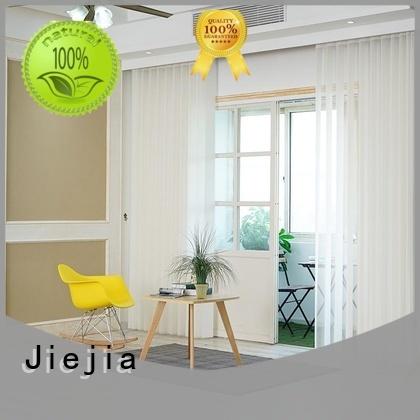 Jiejia wooden slat blinds company