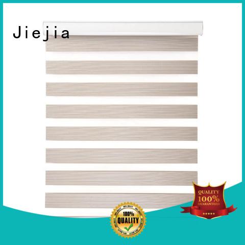 Jiejia zebra window coverings manufacturers restaurant