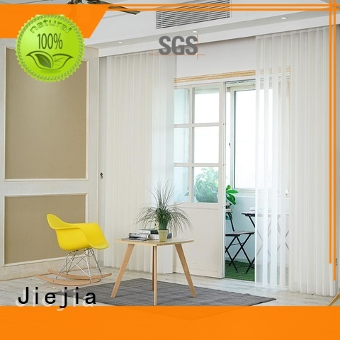 Jiejia Top vertical blind colours for business