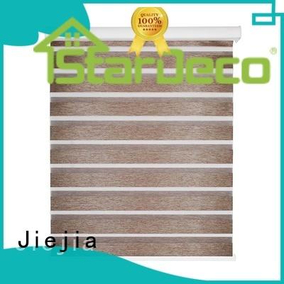 Jiejia blackout zebra blinds sunscreen restaurant