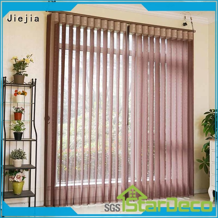 Jiejia best vertical blinds