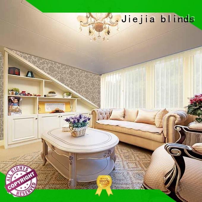 Jiejia vertical louver blinds