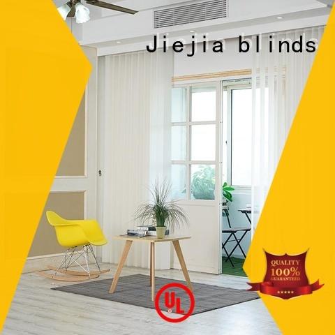 vertical blinds on windows Jiejia
