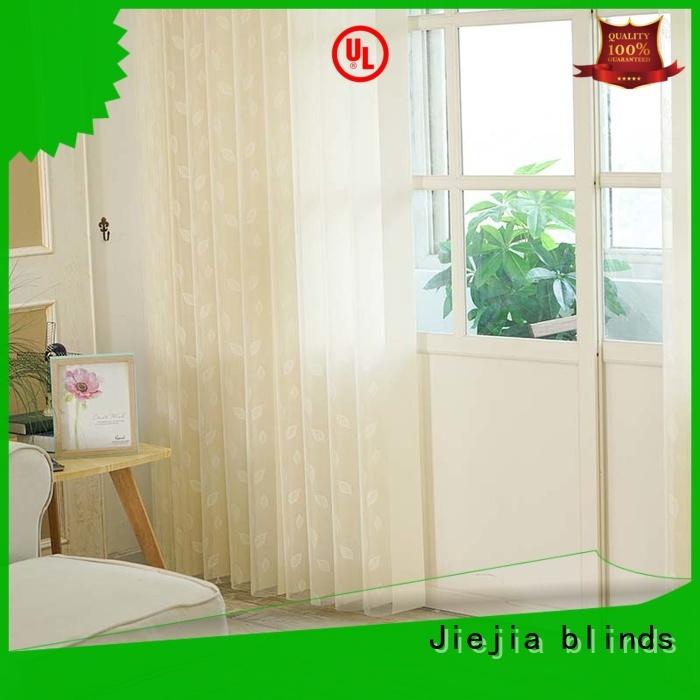 living room vertical blinds Jiejia