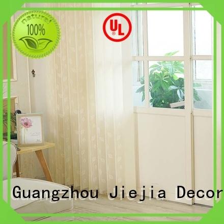 Jiejia Best basic window blinds company