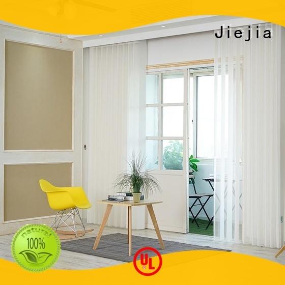 blackout vertical blinds Jiejia
