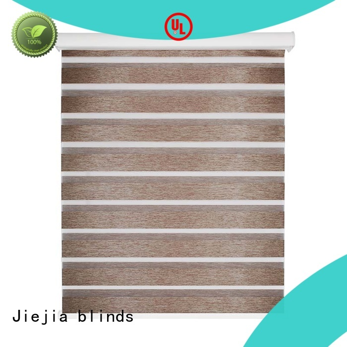 Jiejia day night blinds made to measure manufacturers restaurant