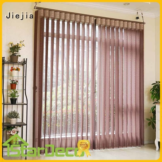 Jiejia Best louver window blinds for business
