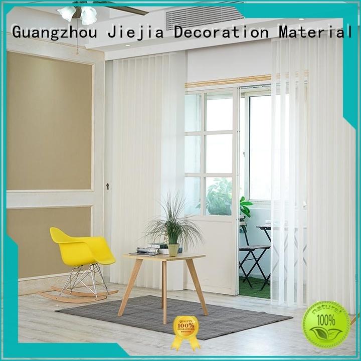 Jiejia living room vertical blinds