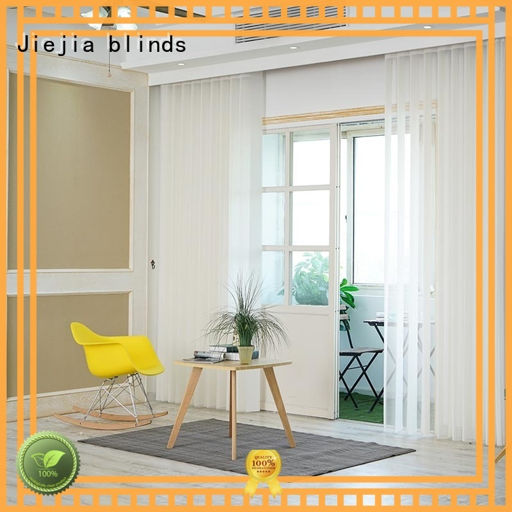 Jiejia quality vertical blinds