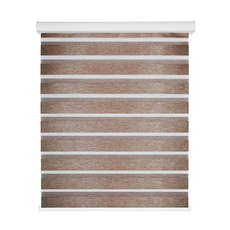custom blackout zebra blinds flameproof restaurant-1