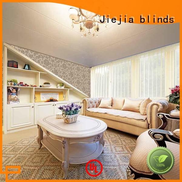 Jiejia vertical shades