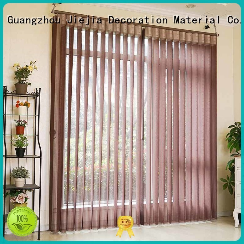 vertical blinds for bay windows