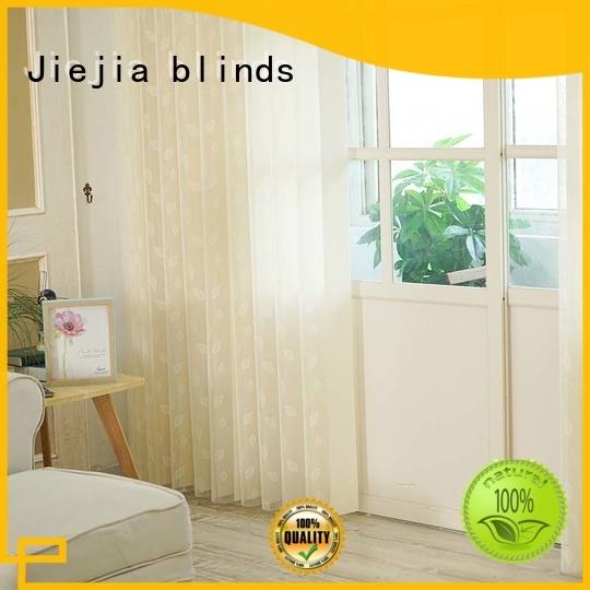 Jiejia Best vertical blind set Supply