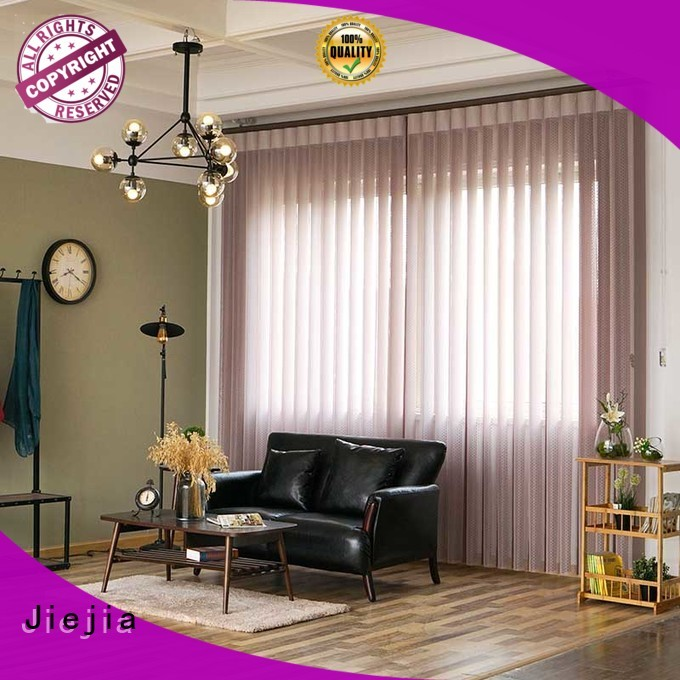 Jiejia complete vertical blinds