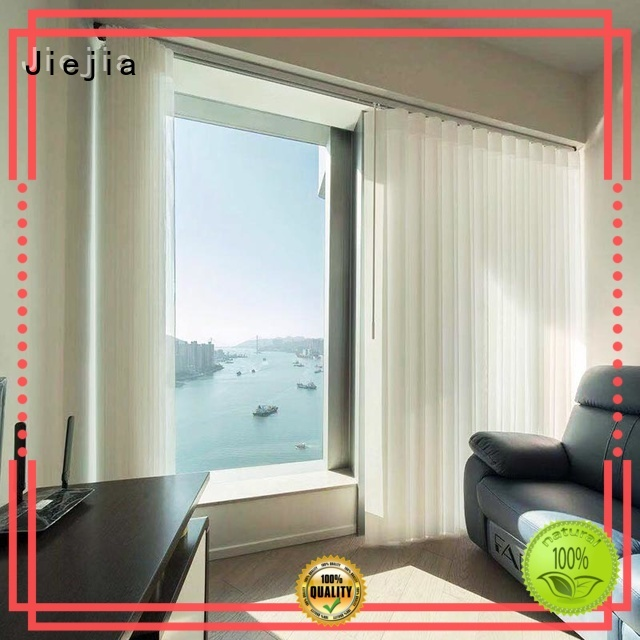 Jiejia vertical blinds 120 inches wide for business