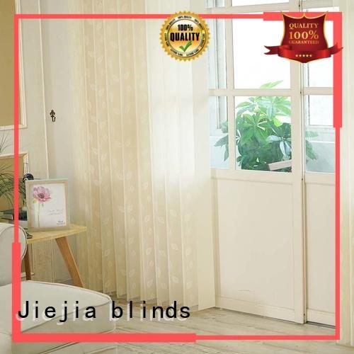 Jiejia vertical blinds window coverings