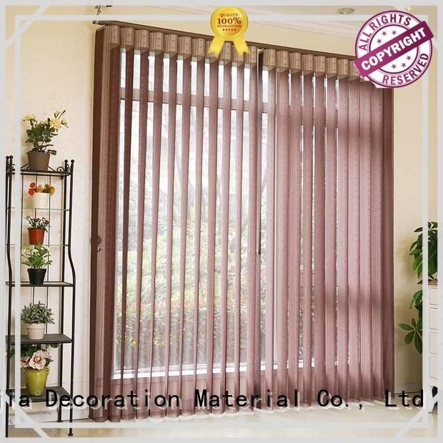 High-quality vertical window treatments company