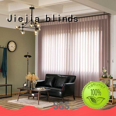 New timber vertical blinds factory