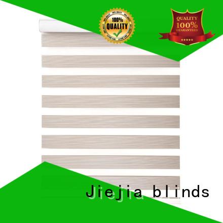 Jiejia custom zebra day and night blinds restaurant