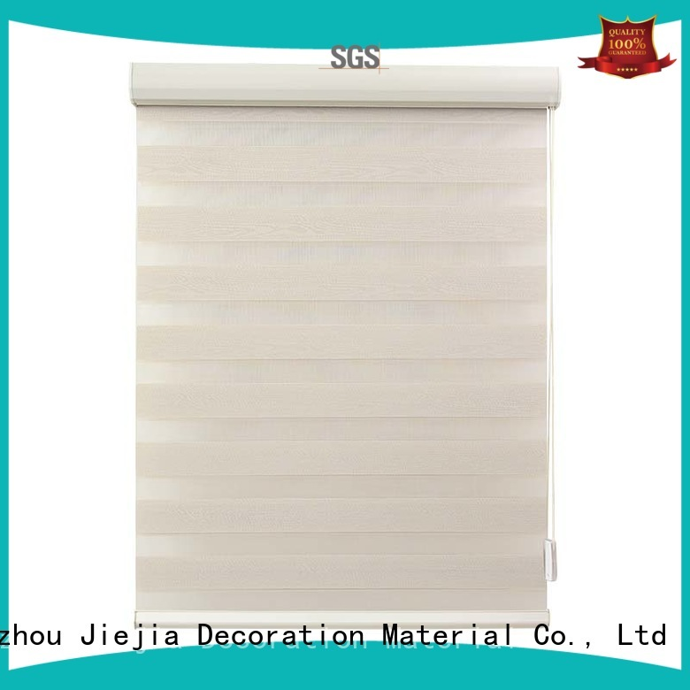 Jiejia zebra shade blinds anti-uv room