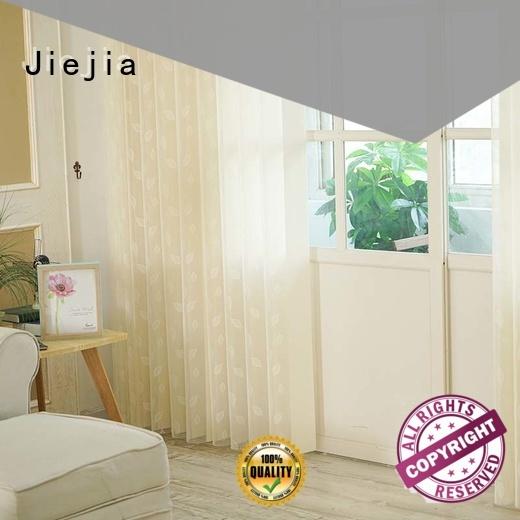Jiejia High-quality window blinds deals company