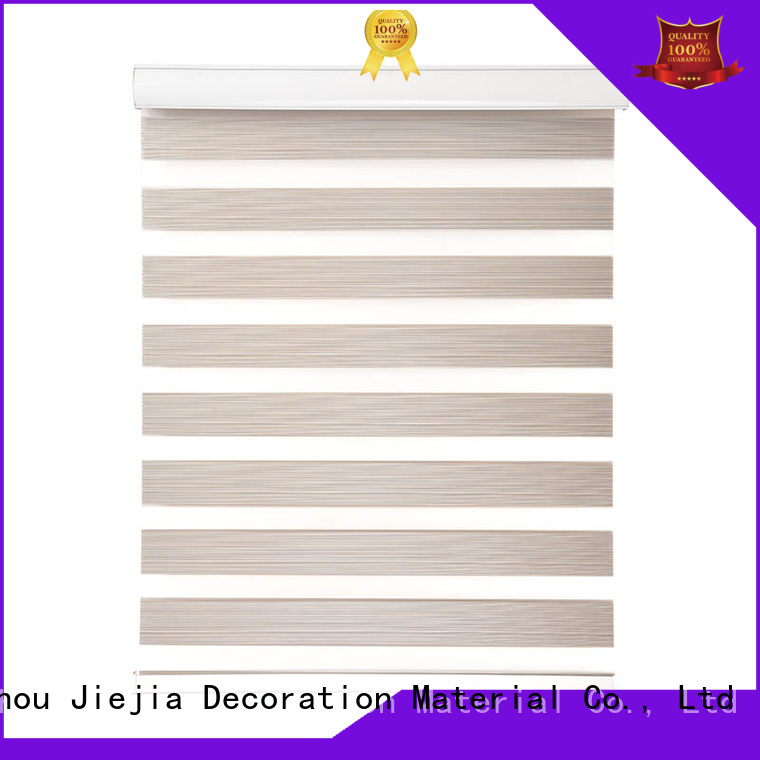 Jiejia zebra blinds india company restaurant